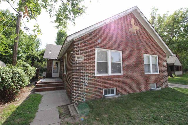 For Sale: 1105 W 14th St N, Wichita KS