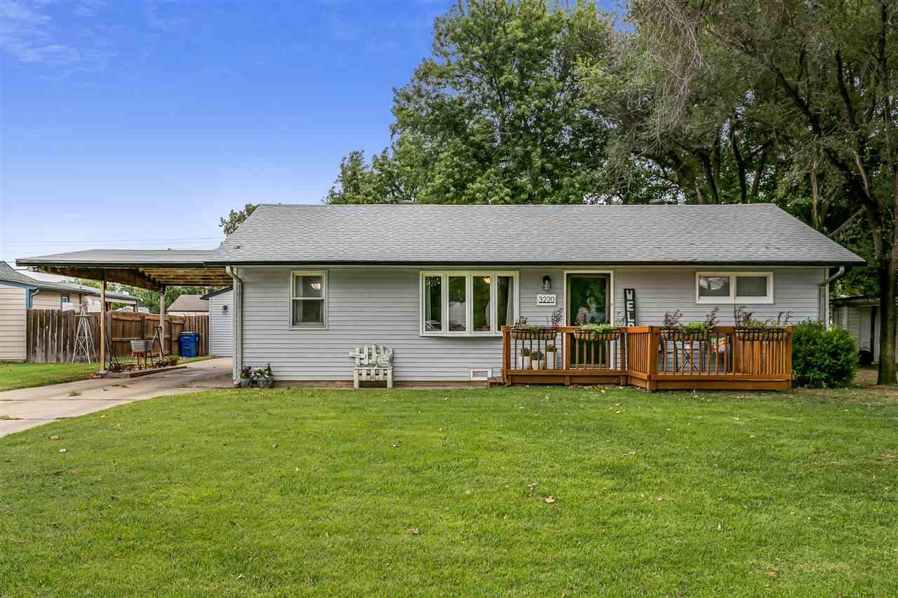 Updated 3 bedroom Ranch Home with over-sized 2-car detached HEATED garage/shop (Window unit in garag