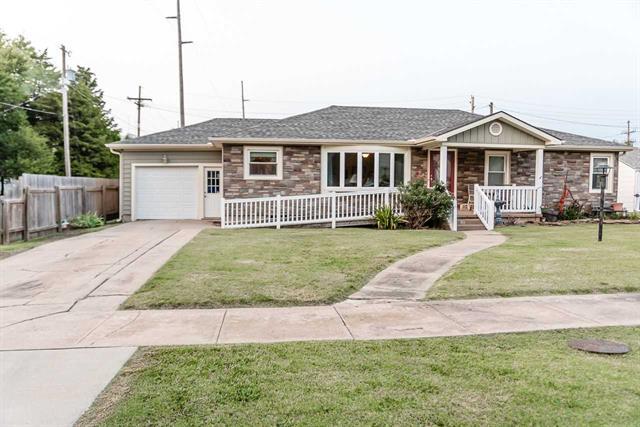 For Sale: 510 E 1st St, Hillsboro KS