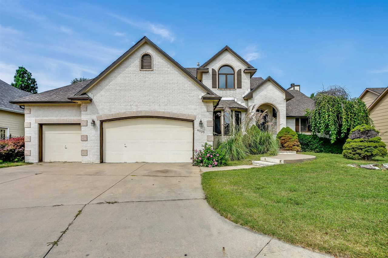 One of a kind move-in ready home in a nice quiet cul-de-sac! Beautiful story and a half in the very