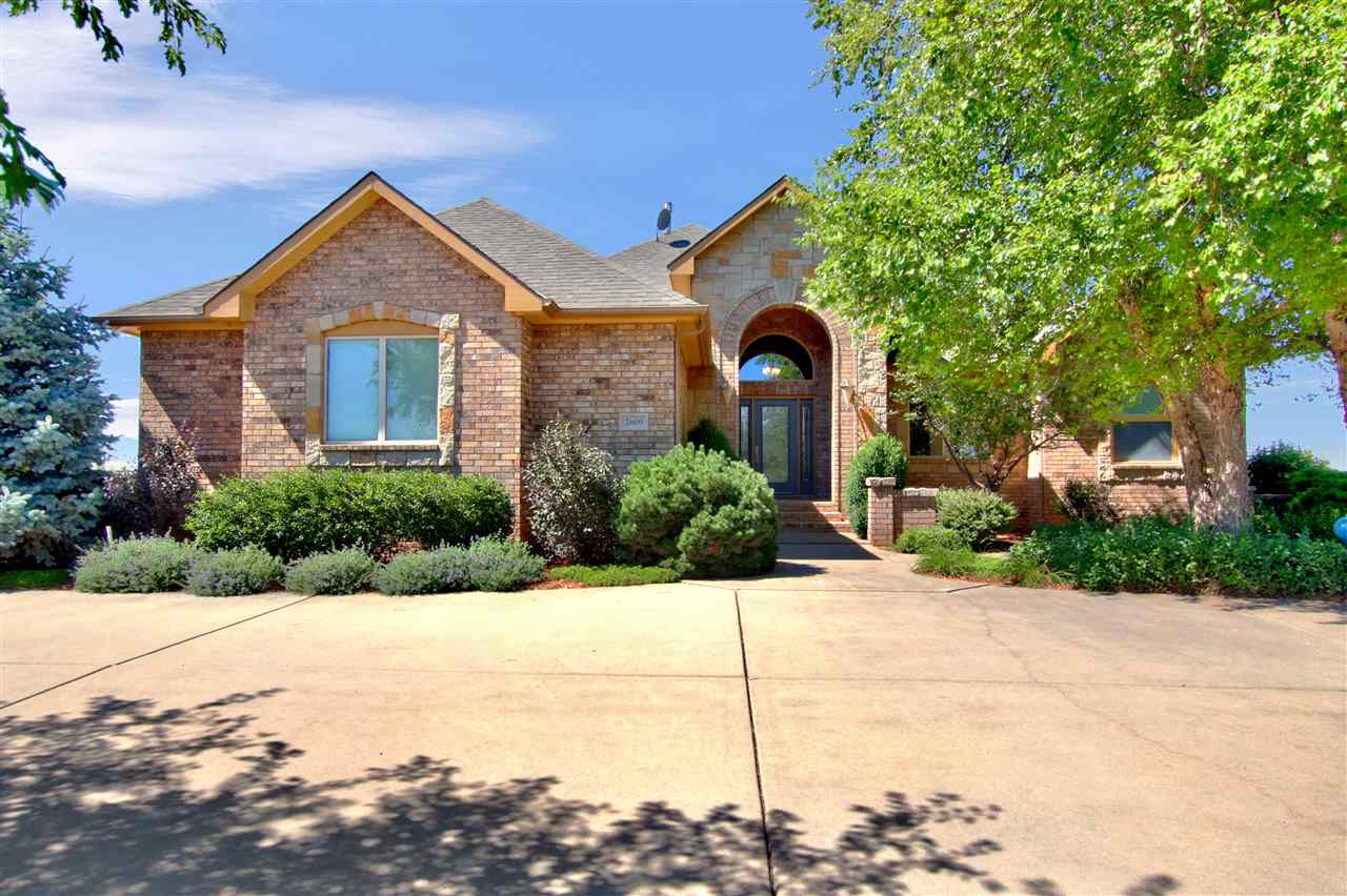 Want to have your own place on 4.49 acres? Check out this beautiful ranch home with full finished ba
