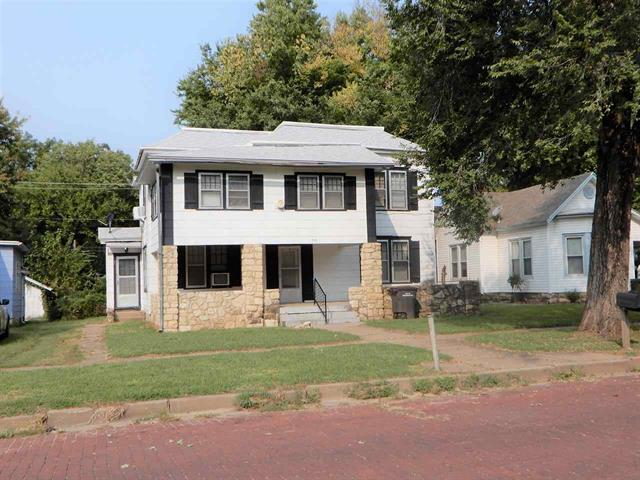 For Sale: 715-715 1/2 S A Street, Arkansas City KS