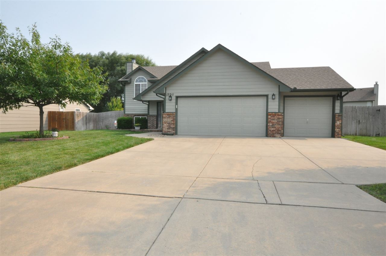 Andover schools, Wichita address/Taxes and NO specials!  Update home shows pride of ownership throug