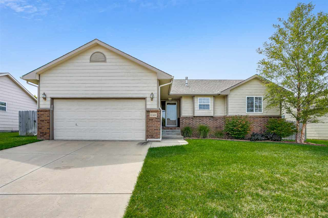 Move-In Ready One Owner Home In NE Wichita! Gorgeous very well maintained ranch home featuring 4 bed