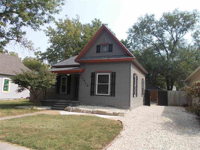 For Sale: 1510 S WATER ST, Wichita KS