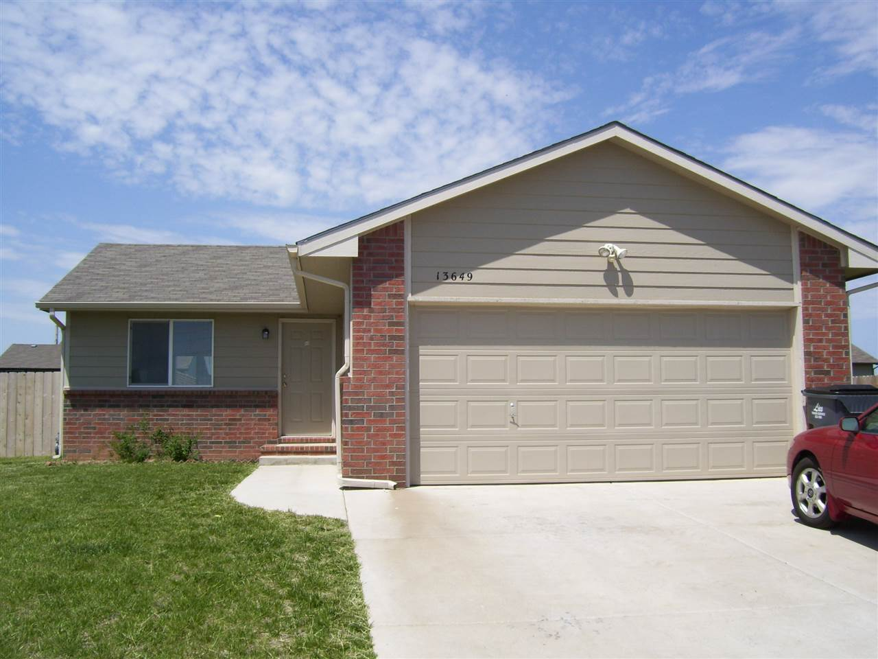 3 bedroom, 2 bath home in Copper Gate Estates.  Currently an occupied investment property.  Great lo