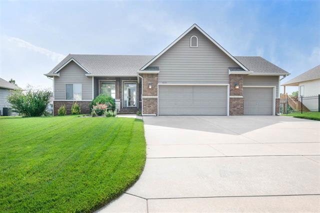 For Sale: 1331 W HANNAH LN, Haysville KS