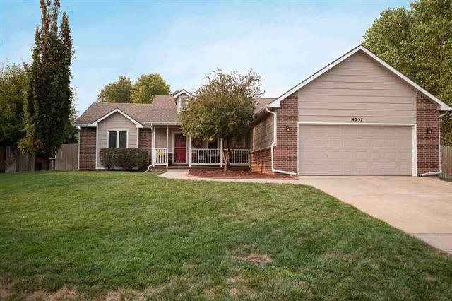 For Sale: 4257 N Rushwood Ct, Bel Aire KS