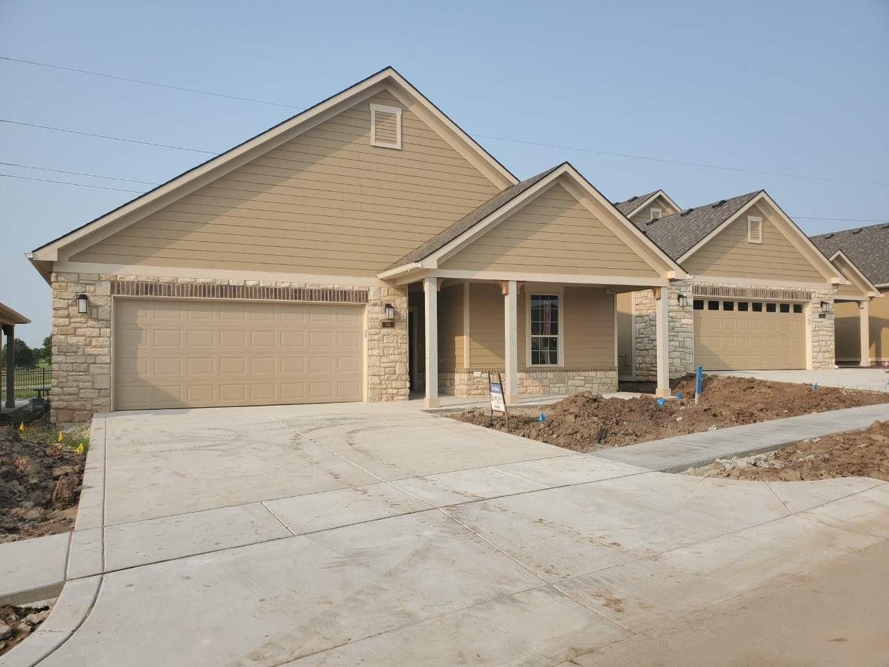 Brand new floor plan by Perfection Builders. The Capri IV features a roomier kitchen, large walk in