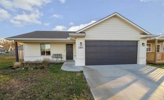 For Sale: 1303 E MAYWOOD ST, Wichita KS