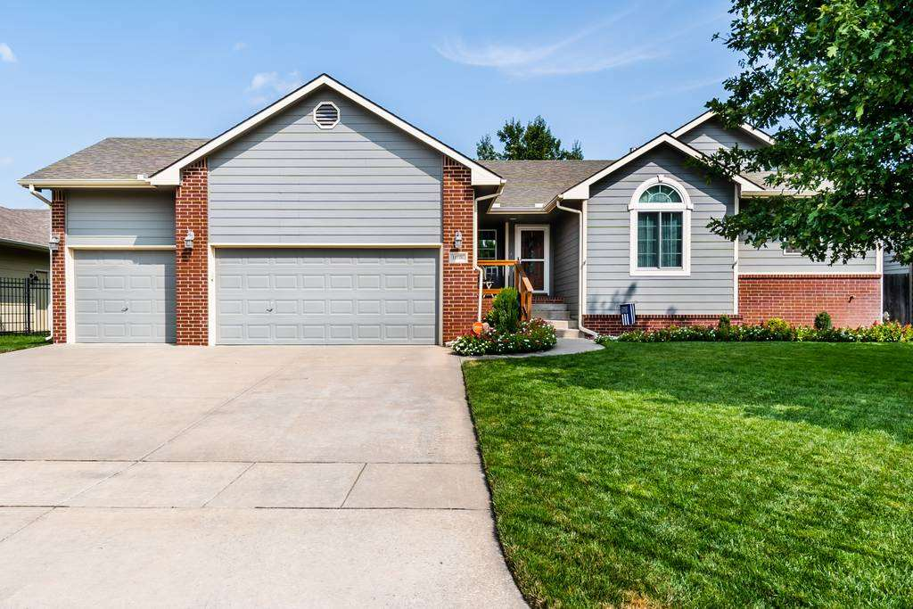 Tastefully remodeled home featuring 4 bedrooms and 3 baths with a 3 car garage located just west of