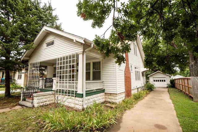 For Sale: 1020 N PORTER AVE, Wichita KS