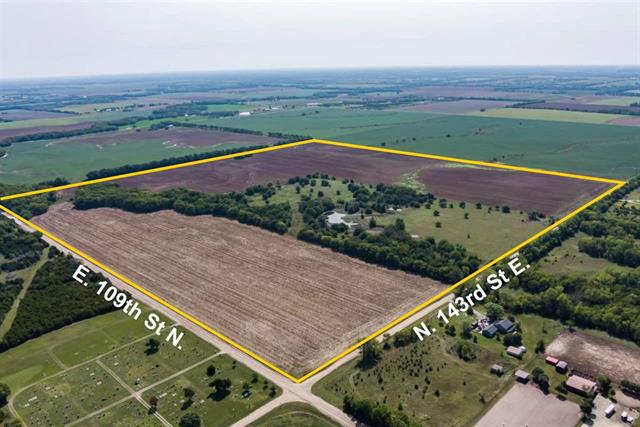 For Sale: SE/c of  109th St N and 143rd St E – Tract 3, Lincoln KS