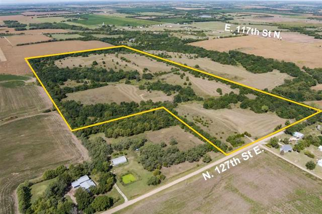 For Sale: N of  109th St N and 127th St E – Tract 4, Lincoln KS