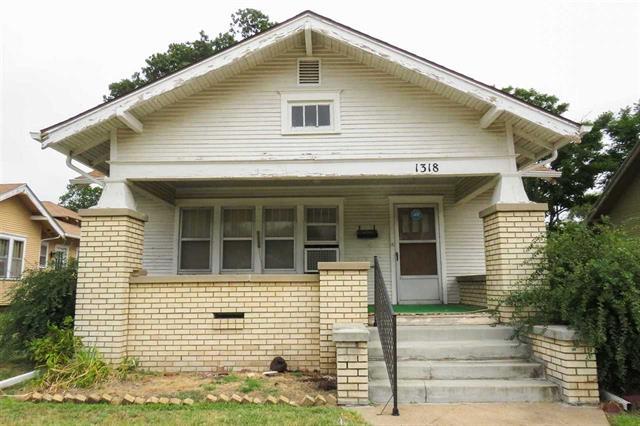 For Sale: 1318 S HYDRAULIC ST, Wichita KS