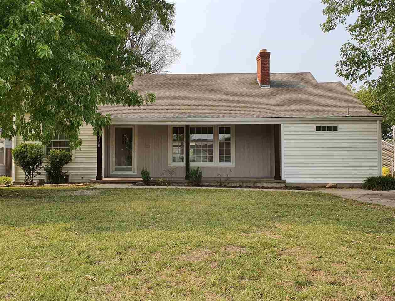 Charming 3 bedroom ranch with 2.5 baths on a split floor plan. Brand new flooring, paint, counter to