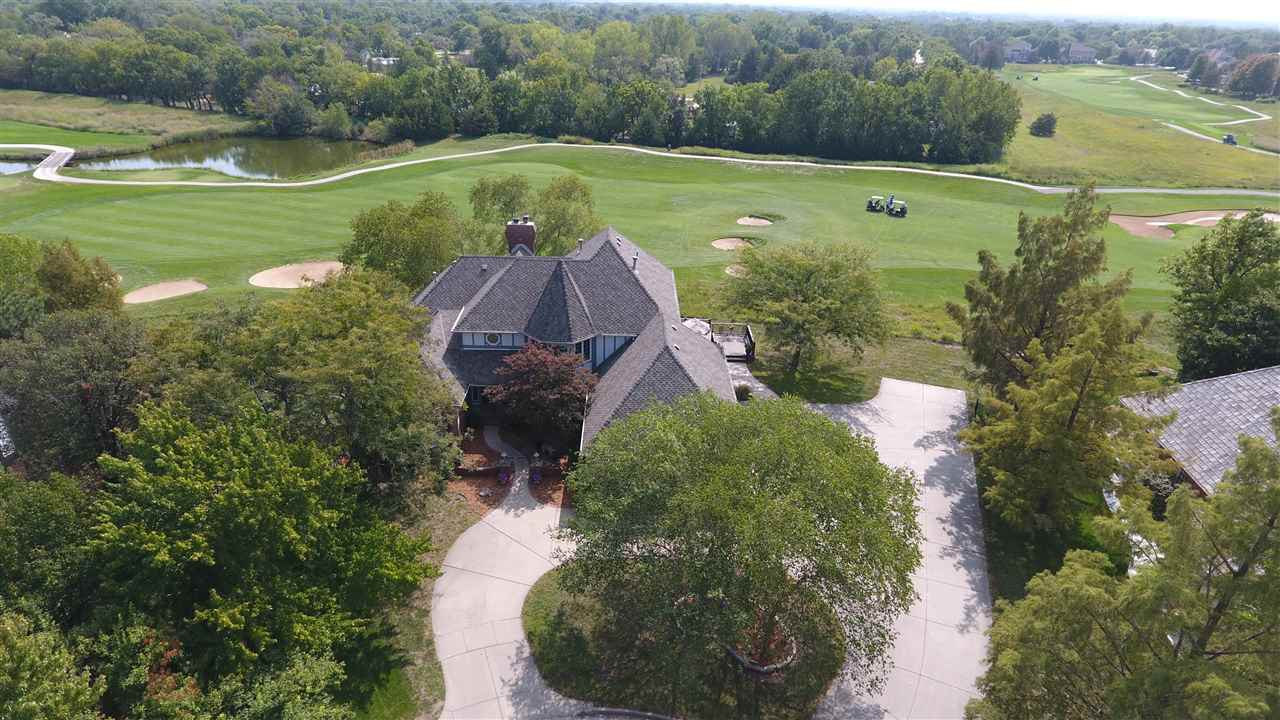 Beautiful home in Terradyne Estates, nestled at the back of a cul de sac on the 4th fairway of Terra