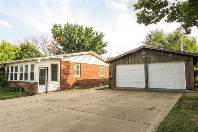 For Sale: 1407 W 27TH ST N, Wichita KS