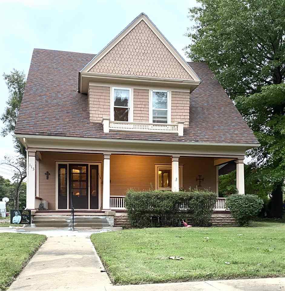 For Sale: 115 E Spring St, Anthony KS