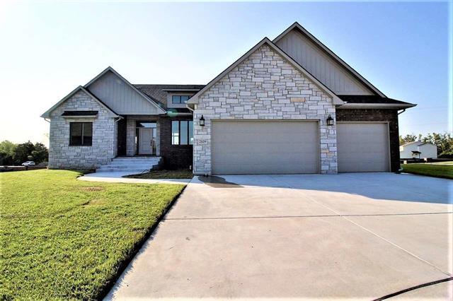For Sale: 2329 S Ironstone Ct, Wichita KS