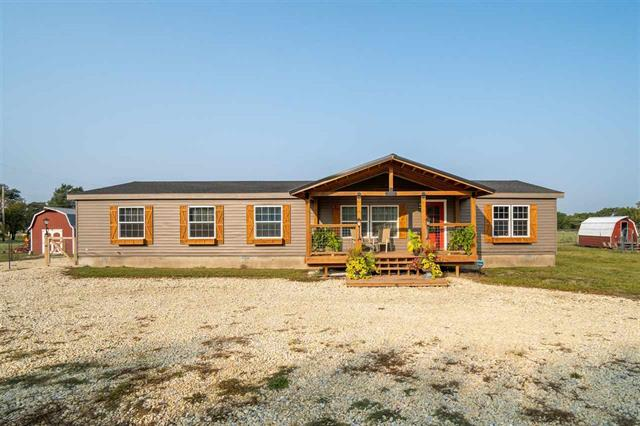 For Sale: 102 S Church St, Burns KS