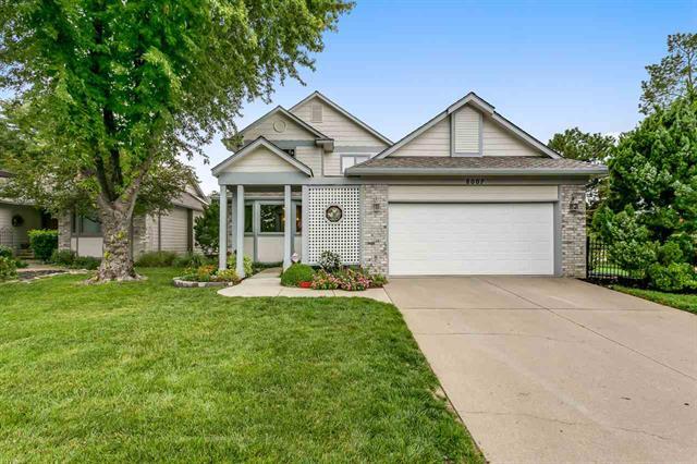 For Sale: 8007 E WINDWOOD CT, Wichita KS