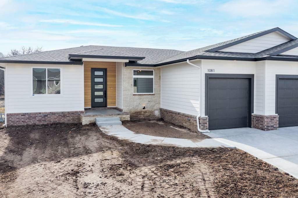 For Sale: 1081 S Arbor Creek Ct, Goddard KS