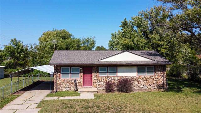 For Sale: 1806 W Webster St, Wichita KS