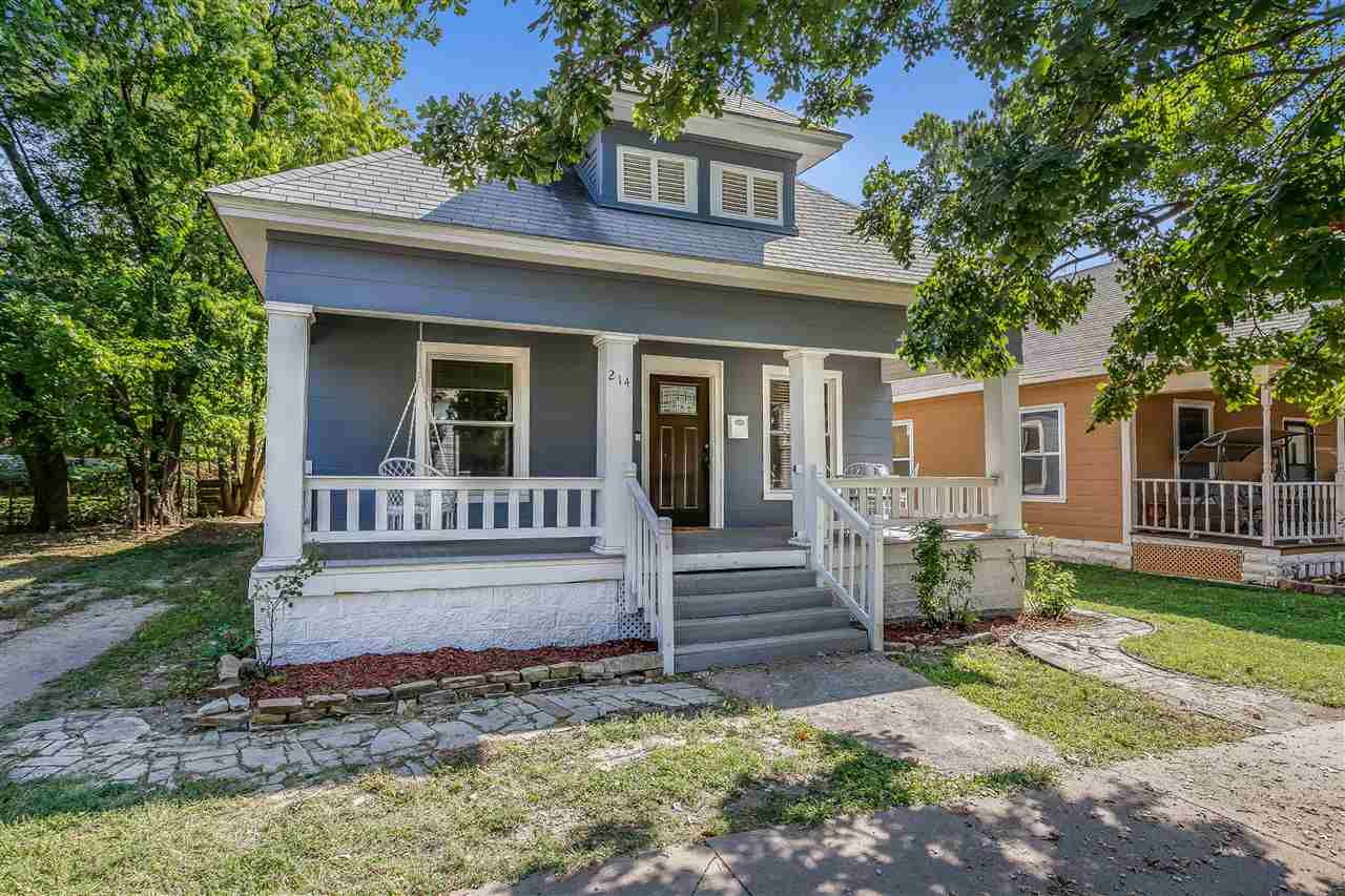 Looking for a charming Craftsman bungalow?  This home has all the charm and appeal you've been looki