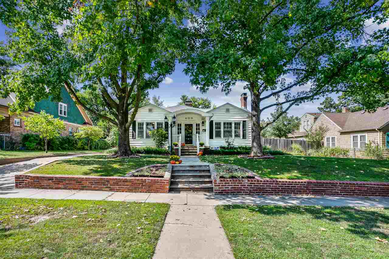 BEAUTIFULLY remodeled and well-maintained College Hill home with original charm.  Unique features fo