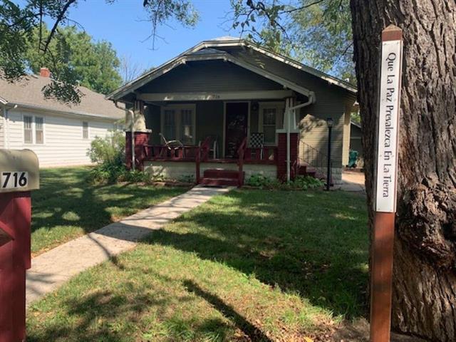 For Sale: 716 S Chautauqua, Wichita KS