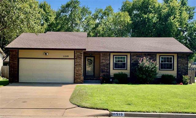 For Sale: 11519 W BIRCH LN, Wichita KS