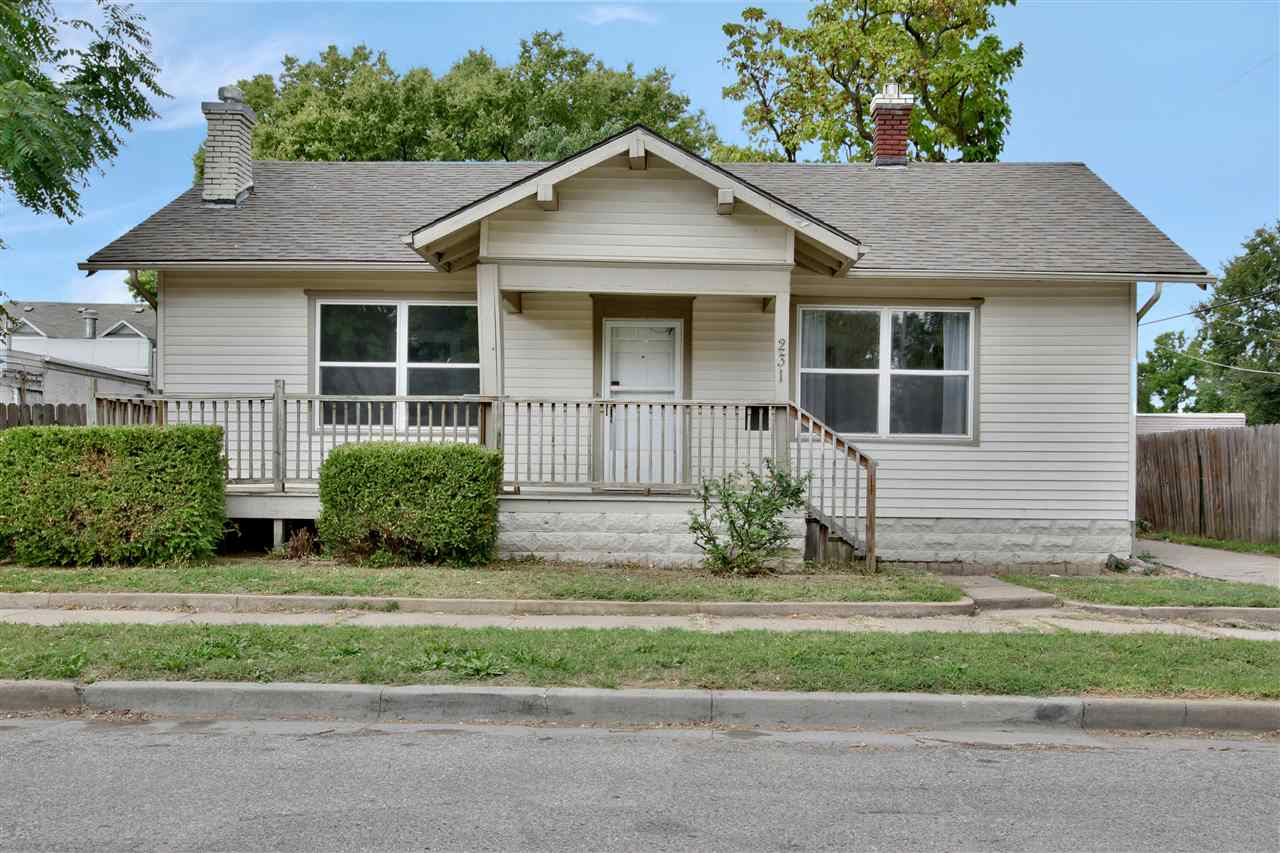 Stop by and see this charming bungalow near the center of town. This very convenient location is clo