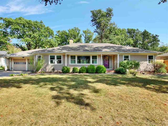 For Sale: 138 S Parkwood Ln, Wichita KS