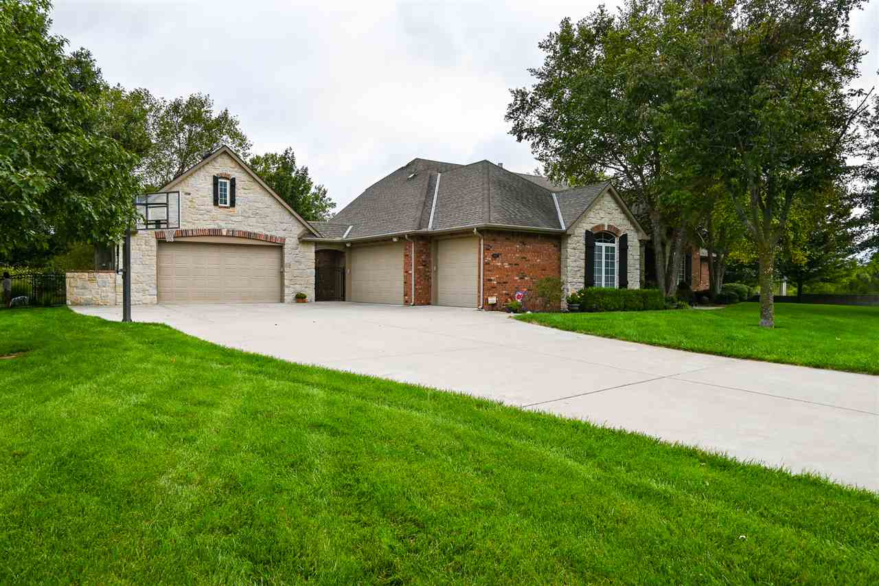 Come check out this one of a kind Wichita home! There are so many incredible features in this 5,969s
