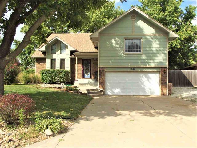 For Sale: 1606 E BRENDONWOOD RD, Derby KS