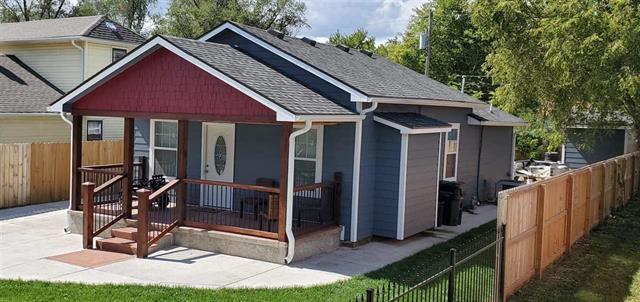 For Sale: 2427 N Jeanette, Wichita KS