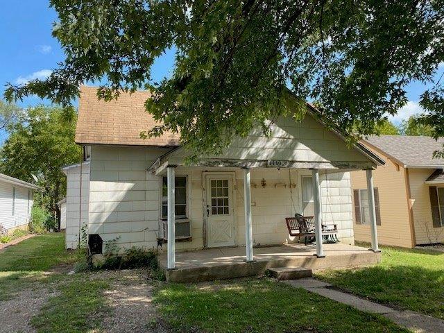 For Sale: 1140 N Osage St, Augusta KS