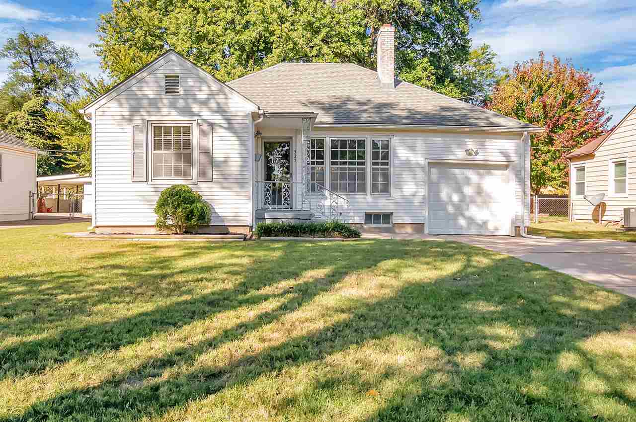 This charming two bedroom, two bath house is fully remodeled and move in ready.  The beautiful kitch