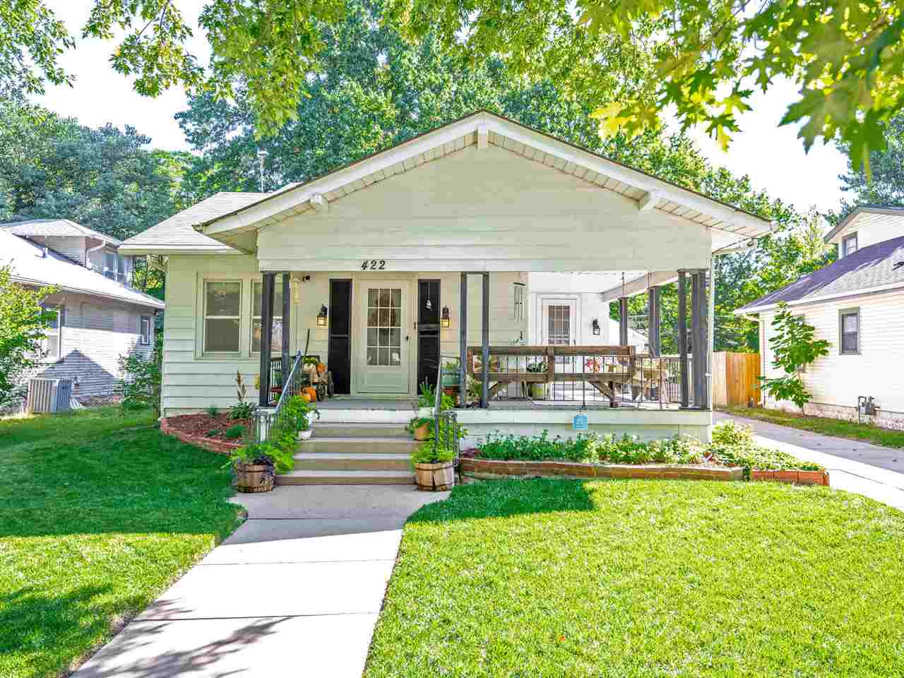 Don't miss this 3 bedroom, 1.5 bath with rough in for third bath in baement , well maintained home.