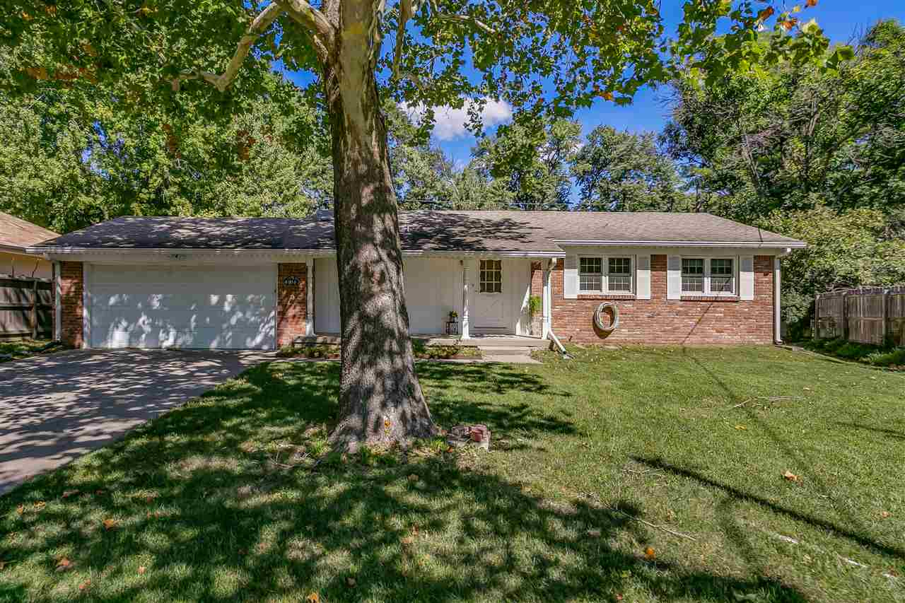 Adorable Derby Ranch!!  3 bedroom, 2 1/2 bath, office, 2 car, full finished basement and two main fl