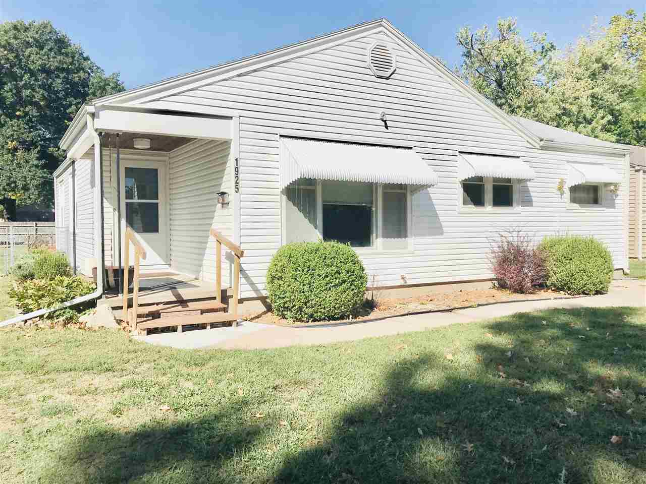 Attractive and well-maintained 2 bedroom / 2 full bath ranch with lots of square footage, multiple l