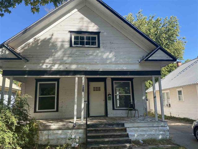 For Sale: 322 N Madison Ave, Wichita KS