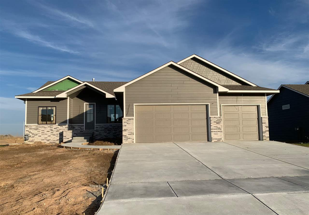 NEW PLAN!  Garage is oversized!  This 3 bedroom 2 bath home is what you've been looking for!  Large