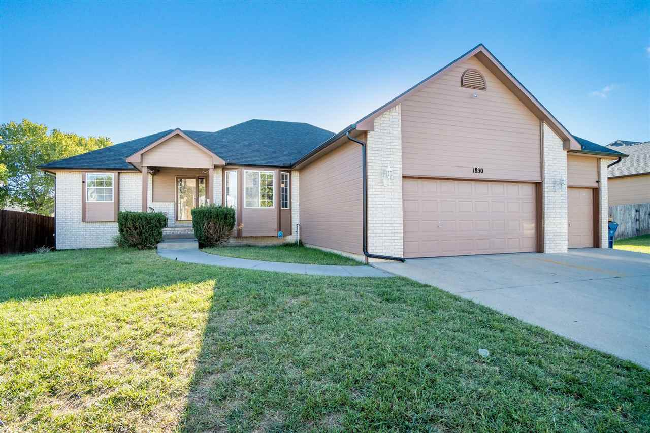 Beautifully remodeled ranch home located between Webb and Greenwich just south of Harry this home ha