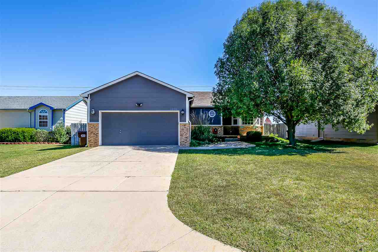 Looking for an updated four-bedroom home near Textron and Cessna...look no further! This home boasts