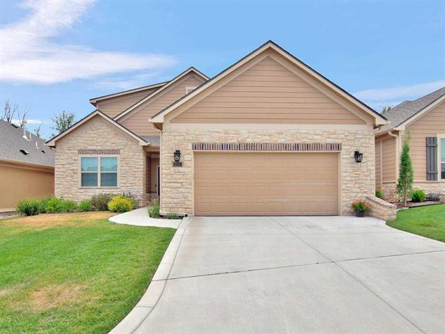 For Sale: 1243 S Siena Ct, Wichita KS