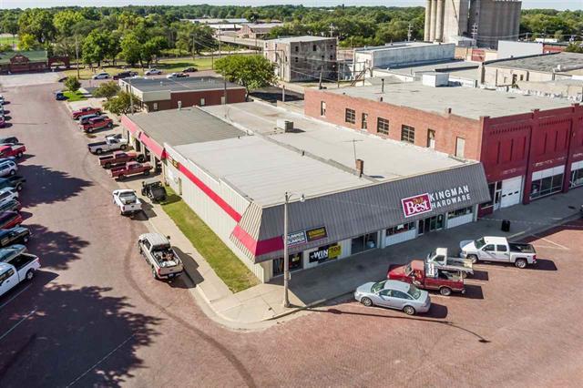 For Sale: 133 E A Avenue, Kingman KS