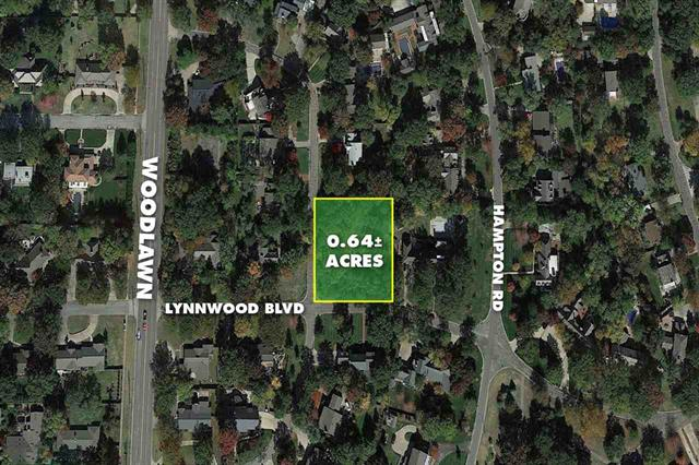 For Sale: 0.64  Acre lot in Eastborough, Eastborough KS
