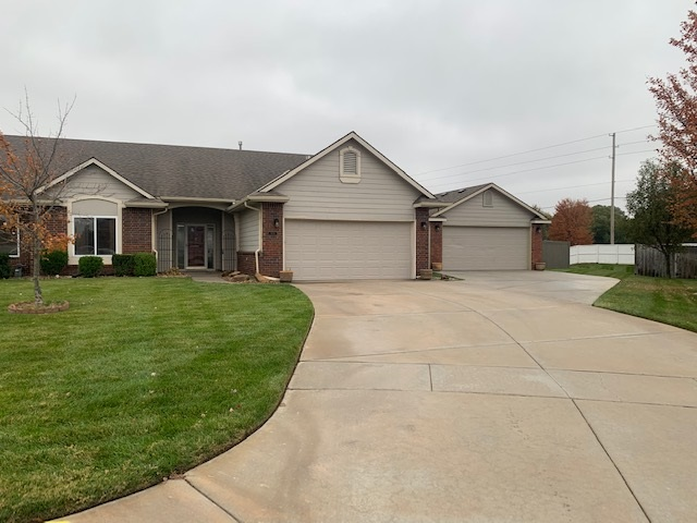For Sale: 3120 N Westwind Bay Ct, Wichita KS